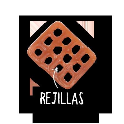 REJILLAS (Trigo)